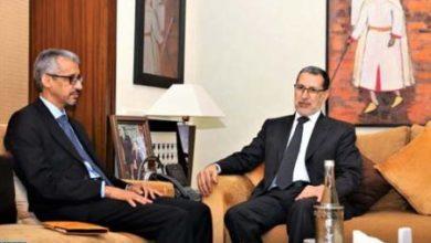 Photo of M. El Otmani salue le rôle de l'ALECSO dans la promotion de l'éducation et de la culture au monde arabe