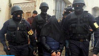 Photo de Nador : Arrestation d'un individu faisant l'objet d'un avis de recherche international pour appartenance présumée à un groupe terroriste (BCIJ)