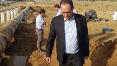 Photo of Sidi Bouzid:Réparation de la panne survenue sur le canal d'approvisionnement en eau potable Jelma/Sbeitla