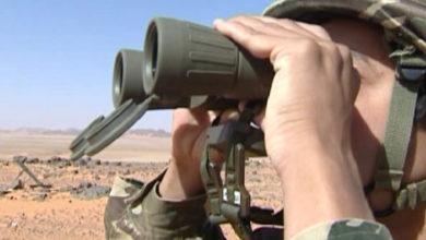 Photo de Cinq éléments de soutien aux groupes terroristes arrêtés à Khenchela et Tébessa (MDN)