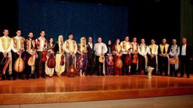 Photo of Concert de musique de l'association de musique andalouse Errachidia de Cherchell à l'opéra d'Alger