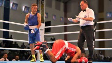 Photo de Jeux africains: Bonne récolte des boxeurs marocains