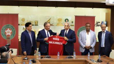 Photo of Le Franco-bosniaque Vahid Halilhodzic nouveau sélectionneur des Lions de l'Atlas