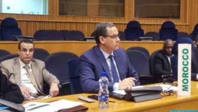 Photo of Le plan d'action du secrétariat de la CEA-ONU et la lutte anti COVID-19 au centre d'une réunion présidée par le Maroc à Addis-Abeba
