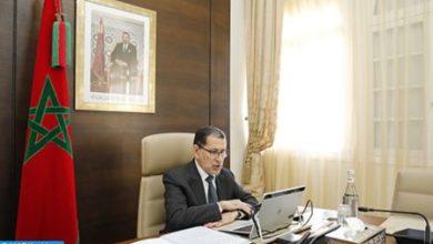 Photo of Maroc -Réunion mardi du Conseil de gouvernement