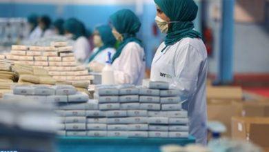 Photo of Le Maroc a su développer «une capacité impressionnante» dans le production rapide des masques