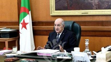 Photo of Algérie – Communiqué de la réunion du Conseil des ministres