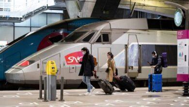 Photo of France : découvert ivre et sans masque dans le TGV, un Marocain sous le coup d'une expulsion