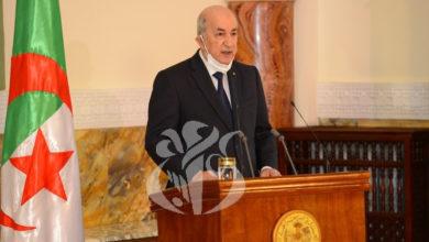 Photo of Président Tebboune: rapatriement vendredi des restes mortuaires de 24 chefs de la Résistance populaire