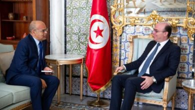 Photo of Fakhfakh s'entretient avec le président du Conseil Supérieur de la Magistrature