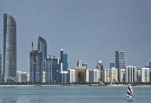 Photo of Premier vol Tel-Aviv-Abou Dhabi: Israël suspend l'annexion de nouveaux territoires de Cisjordanie – photo