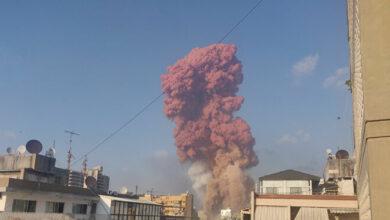 Photo of Mariée soufflée, enfants réconfortés: les effets des explosions à Beyrouth bouleversent la vie quotidienne – vidéos