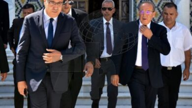 Photo of Tunisie -Mechichi s'entretient lundi avec le secrétaire générale de l'UGTT et le président de l'UTICA