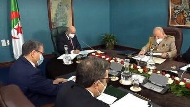 Photo of Covid-19 : Le Président Tebboune préside une réunion du Haut conseil de sécurité