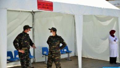 Photo of Fès : Un hôpital de campagne pour la prise en charge des cas légers Covid19