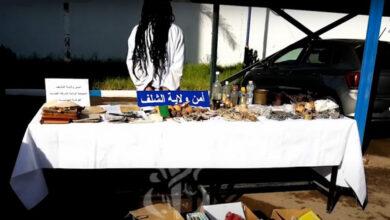Photo de Algérie -Arrestation d'une personne en flagrant délit de pratique de sorcellerie dans son domicile