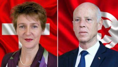 Photo of Restitution de l'argent spolié : Entretien téléphonique entre le chef de l'Etat et la présidente de la Confédération suisse