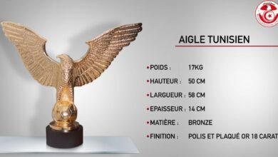 Photo de Tunisie -La FTF dévoile le nouveau trophée du championnat