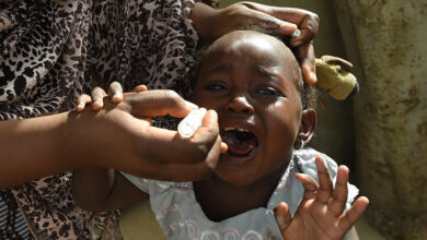 Photo de «Mon fils n'est pas un cobaye!»: au Cameroun, le vaccin anti-polio assimilé à un «complot»