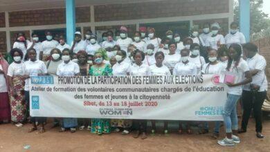 Photo de En RCA «des coaches politique pour les femmes» pourraient changer les résultats des élections – exclusif