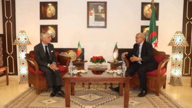 Photo de Le ministre du Tourisme passe en revue avec l'ambassadeur du Portugal pour renforcer la coopération bilatérale
