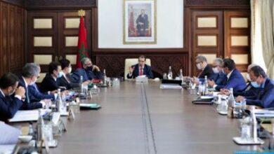 Photo de Maroc -Réunion mardi du Conseil de gouvernement