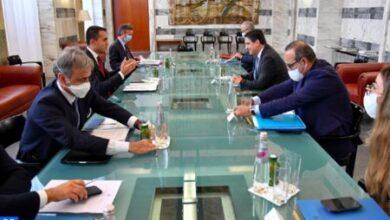Photo de Sahara marocain : L'Italie salue les efforts sérieux et crédibles déployés par le Maroc