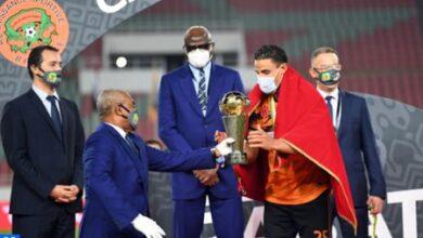 Photo de Coupe de la CAF: La Renaissance de Berkane décroche son premier titre africain