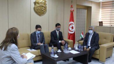 Photo de Examen de la coopération tuniso-hongroise dans le domaine juridique et judiciaire