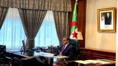 Photo de Décès du moudjahid et diplomate Abdelkader Hadjar : Djerad présente ses condoléances