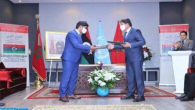 Photo de Dialogue inter-libyen à Bouznika : l'Espagne salue l'initiative du Maroc