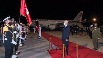 Photo de Le président Kaïs Saïed achève une visite d'Etat au Qatar