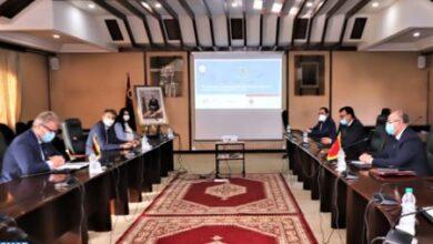 Photo de Maroc-Allemagne: Signature du contrat d'exécution du projet TraCs pour la réduction des GES dans le secteur des transports