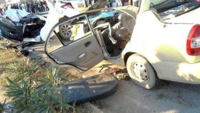 Photo of Algérie -Cinq décès et 109 blessés dans des accidents durant les dernières 24 heures
