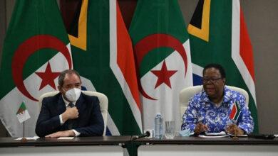 Photo of Alger et Pretoria conviennent de renforcer leur coopération bilatérale