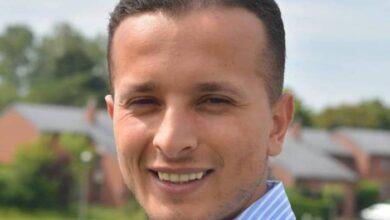 Photo of Hicham, conseiller communal à Chastre, victime d'insultes racistes dans un train