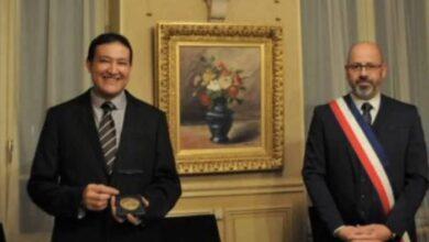 Photo of France : un Marocain honoré par la médaille de citoyen d'honneur
