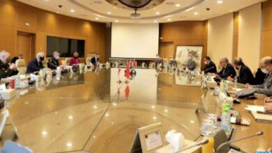 Photo of Tenue à Rabat de la 11ème réunion du Comité consultatif de défense maroco-américain