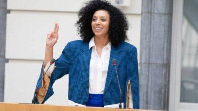 Photo of La députée Sihame El Kaouakibi suspendue pour six mois de l'Open VLD