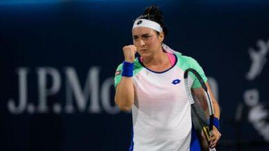 Photo of Tennis – Open d'Australie (simple dames) : Ons Jabeur bat l'Allemande Petkovic et se qualifie pour le 2e tour