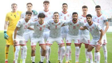 Photo de Foot – CAN-U20 (1er tour/2e j.): La Tunisie bat la Namibie (2-0) et se rapproche du 2e tour