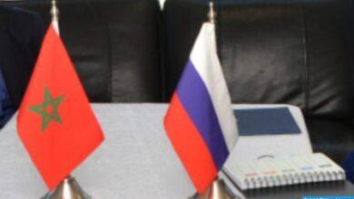 Photo of Entretiens maroco-russes à Moscou sur le renforcement des relations bilatérales et l'approfondissement du dialogue politique