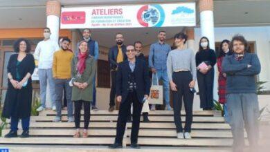 Photo de Maroc -Agadir: session de formation au profit des cinéastes en herbe
