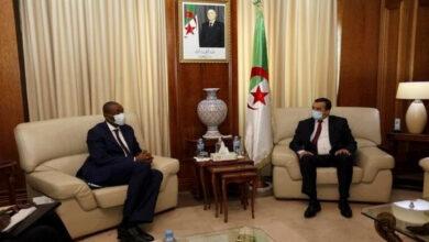 Photo of Algérie-Entretien Arkab-directeur exécutif de l'AFREC: renforcer la coopération bilatérale