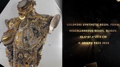 """Photo of """"Gold, la Révélation de la Forme"""" : Exposition de l'artiste italien Joseph Pace prévue en juin prochain au Musée du Bardo"""