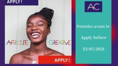 """Photo of Appel à candidatures 2021 du programme """"Afrique créative"""" ouvert à la Tunisie"""