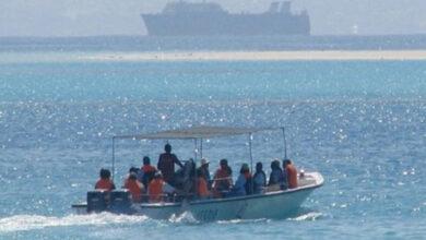 Photo of Trente-huit migrants irréguliers secourus au large de Kerkennah
