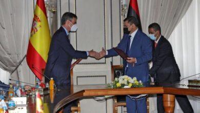 Photo de Libye : le Premier ministre espagnol à Tripoli pour soutenir la transition politique