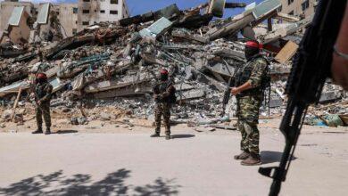 Photo de Cisjordanie: trois Palestiniens tués dans des échanges de tirs avec les forces israéliennes (officiels)