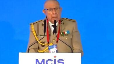 Photo de L'engagement de l'Algérie à faire face aux défis sécuritaires réitéré